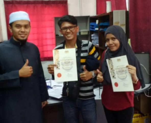 Kursus Kahwin Danau Kota Tarikh Bulan April 2017