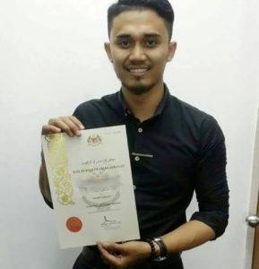 sijil kursus perkahwinan