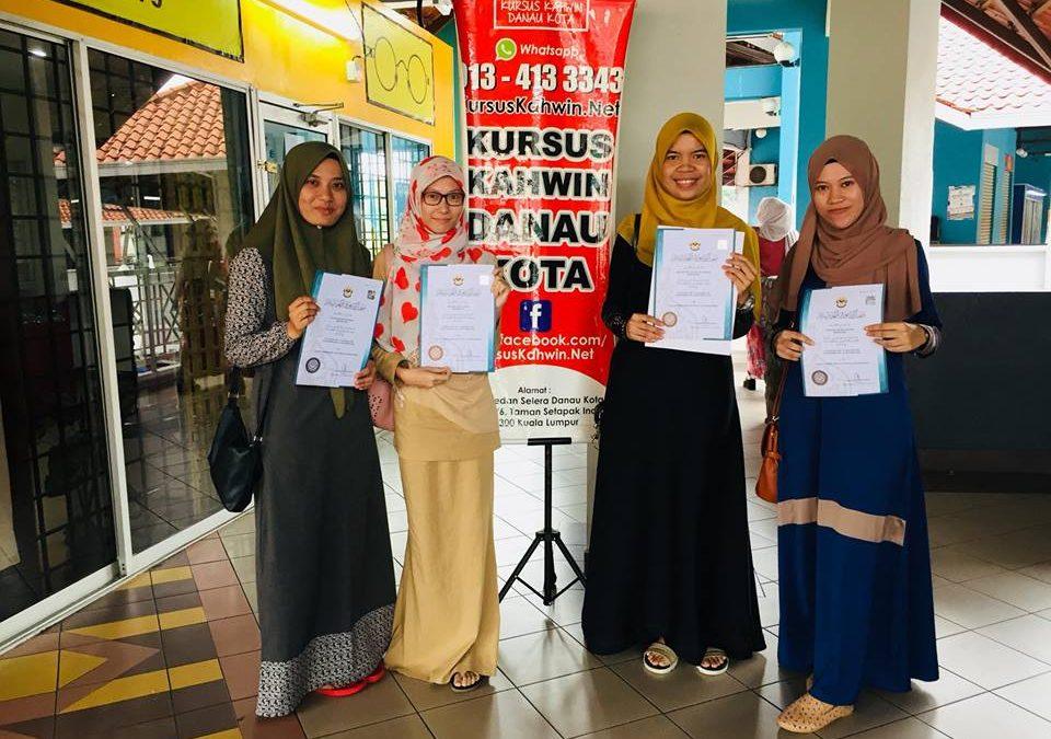 Tarikh Kursus Kahwin Hari Bekerja Atau Kursus Kahwin Weekdays Kuala Lumpur Oktober 2018